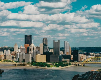 West End Overlook #1 // Pittsburgh Photography
