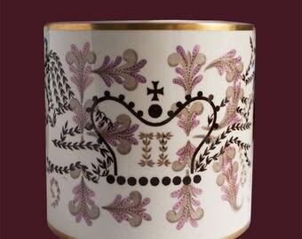 RARE Wedgewood  Royal Memorabilia Collectible  Elisabeth the II Coronation Cup