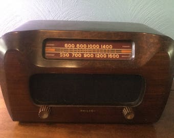 Antique Bluetooth player