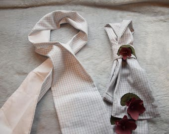 Matching Boy & Girl Scarf Set for Christmas Ages 8-10 Gift Set Kids
