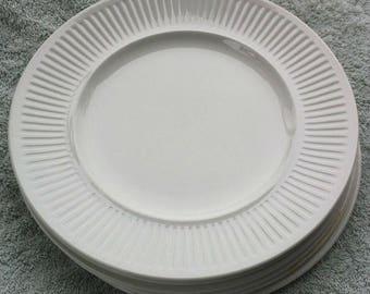 JB Johnson Brothers Made in England Athena dinner plates (7)
