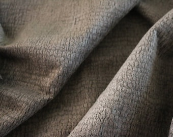 27 Nice textured gray upholstery material