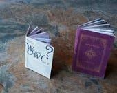 Harry Potter Dolls House Miniature Owl Book  Hogwarts Creatures Miniature Harry Potter BooksDolls AccessoriesWitchesWizardsOriginal