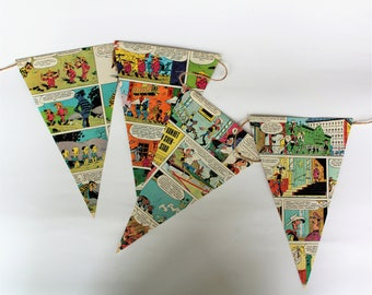 Flags line | comic books, comic strips, comics