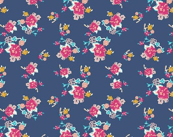 Bohemian Charms Abloom, Art Gallery Fabrics, Art Gallery Knits, Fabric By The Yard,