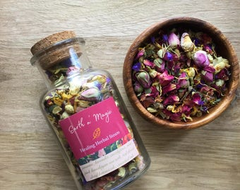 Healing Herbal Steam- Face and Yoni Steam