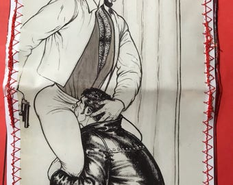 Tom of Finland wallet