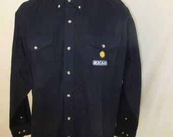 Vintage RICARD black size L shirt