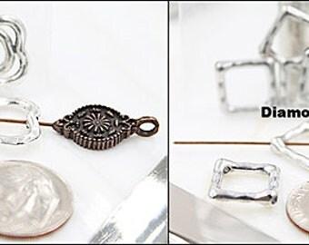 O Ring Shape Beads