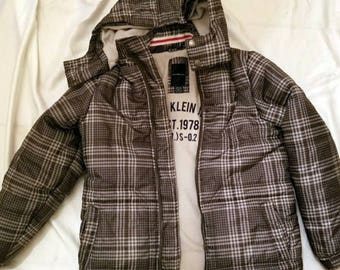 Calvin Klein Boys Large 14-16 Puffer Coat
