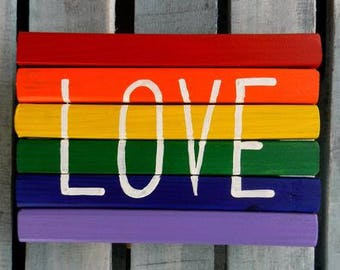 Love is Love, Pride art