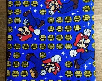 Mario & the Gold Coins Standard Size Pillow Case (1)