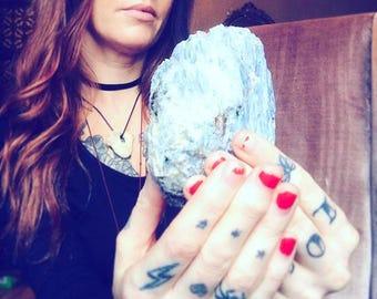 Kyanite crystal essence