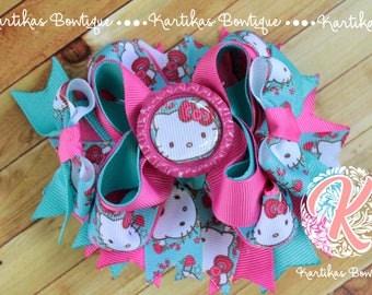 Hello Kitty Girl Bow