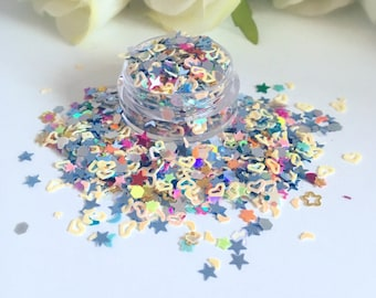 Pick and Mix festival Glitter Pot