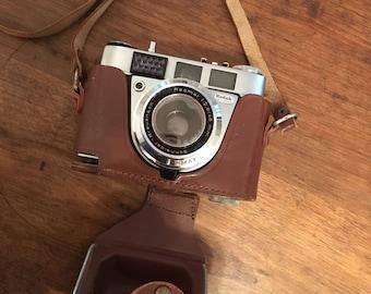 1960s Kodak Retinette 2a camera