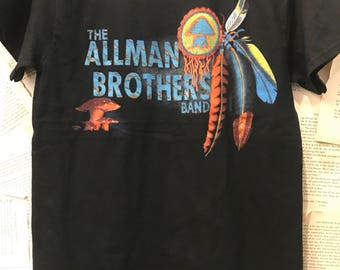 The allmon brothers band tour tee