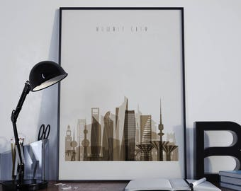 Kuwait Art Kuwait Watercolor Kuwait Wall Art Kuwait Multicolor Kuwait Print Kuwait Poster Kuwait Photo Kuwait Wall Decor Kuwait Home Decor