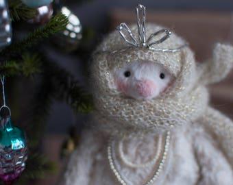 Kind Babulechka the Snow Maiden