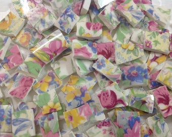 BRoKeN CHiNa MoSAiC TiLeS~~SHaDeS oF WinToN ChinTz