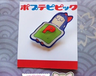 Pipimi Sleep - Acrylic Pin