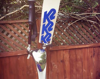 Ski and Ski Pole Bottle Opener