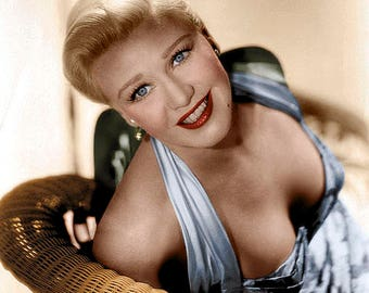 GINGER ROGERS PHOTO #1C