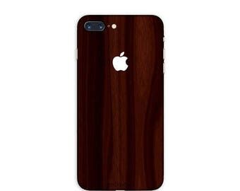 WOOD iPhone Skin WOOD iPhone Sticker Case wood texture iPhone Decal wood pattern iPhone 7  plus iPhone 6 iPhone 6s 6 plus 5 5s SE Ps024