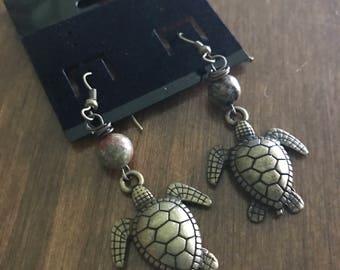 Unakite and Sea Turtles