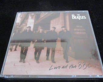 The Beatles - Live At The BBC  2 CD Box Set Including 46-page Booklet Apple Records EMI Music Canada C4 31796 1994