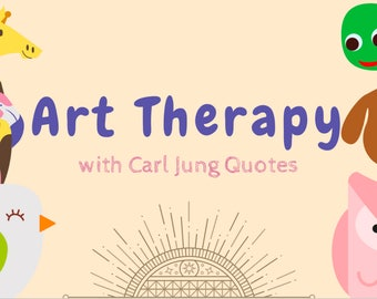 Art Therapy With Mother Teresa Quotes For Adults