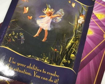 Doreen Virture Faerie Oracle messages