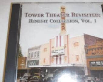 CD, Tower Theater Revisited Bend Oregon Benefit Collection Vol. 1 1991