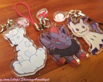 Pokemon Charms