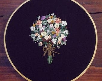 Custom Floral Bouquet