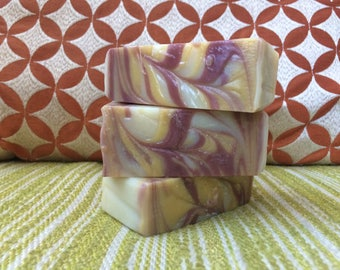 It Could Be Sweet- Skittles Type- Homemade soap