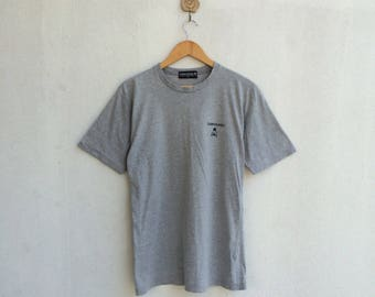 Vintage Converse Jack Parcell T-Shirt Small Logo All Single Stich