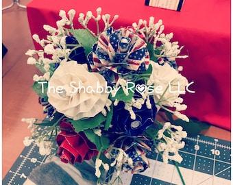Handmade America Duct Tale Bouquet