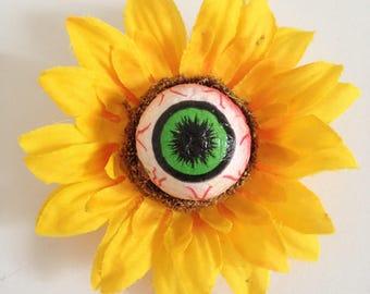 Eye see you sunny