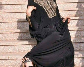 Lovely Jersey Abaya