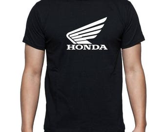HONDA CLASSIC Motorbike Biker Motorcycle Bike Men Boys  T-shirt Tee