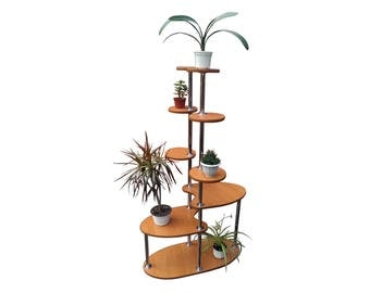 Free ship! Plant stand C3. Flower stand - Indoor plant stands - Plant holder Plant table - Stand for flowers - Flower shelf - Shelf - Rack