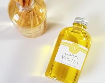 Lemon Verbena 4oz Reed Diffuser