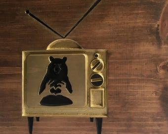 The Danger of TV Wall Art