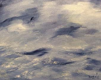 Sale! Stormy seas  (Original)