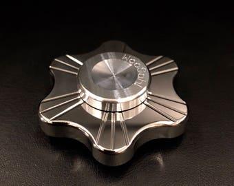 R188 Cosmo Samsara ELITE POLISHED WooSah! Fidget Spinner by WooSah USA