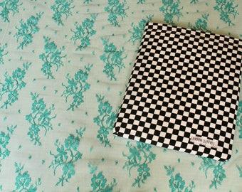 Racing Flag Check Book Sleeve