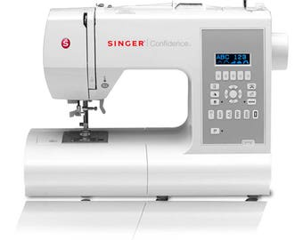 "Singer 7470 ""Confidence"" Computerized Sewing Machine- Refurbished"