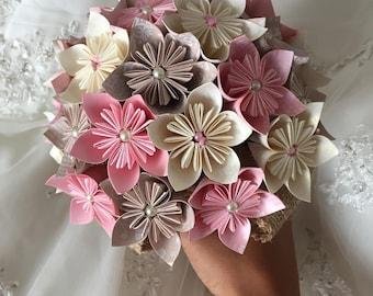 Origmi Bridal Bouquet