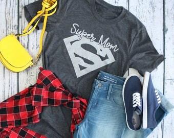 Super Mom Tshirts